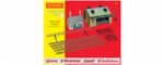 R8230 Hornby: TrackMat Accessories Pack 4
